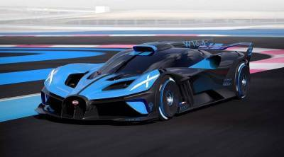 This new lightweight Bugatti hypercar can top 500 kmph