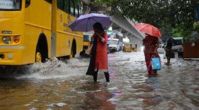 Chennai Rain, Rain in Chennai, Northeast Monsoon