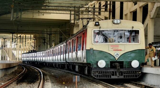 Chennai suburban train services to resume from October 5