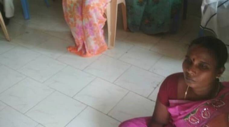Cuddalore woman panchayat head was forced to sit on the floor