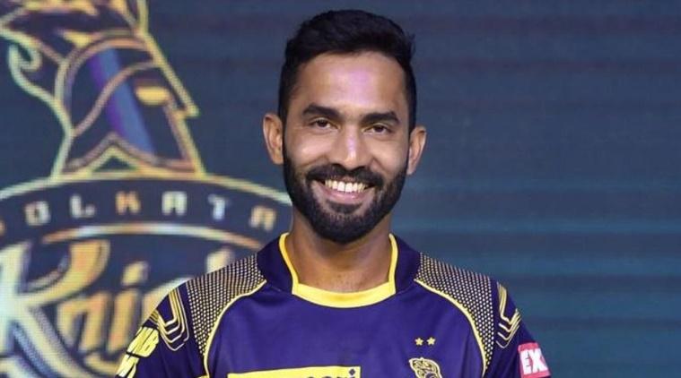 IPL 2020 Dinesh Karthik steps down as KKR Captain