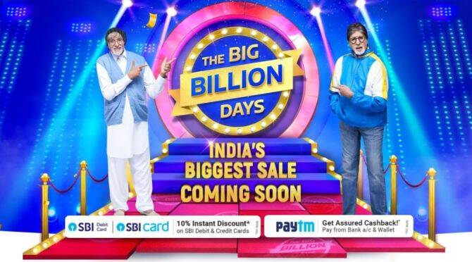 Flipkart big billion day tamil news