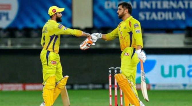 IPL 2020, CSK vs SRH, CSK hatric defeat
