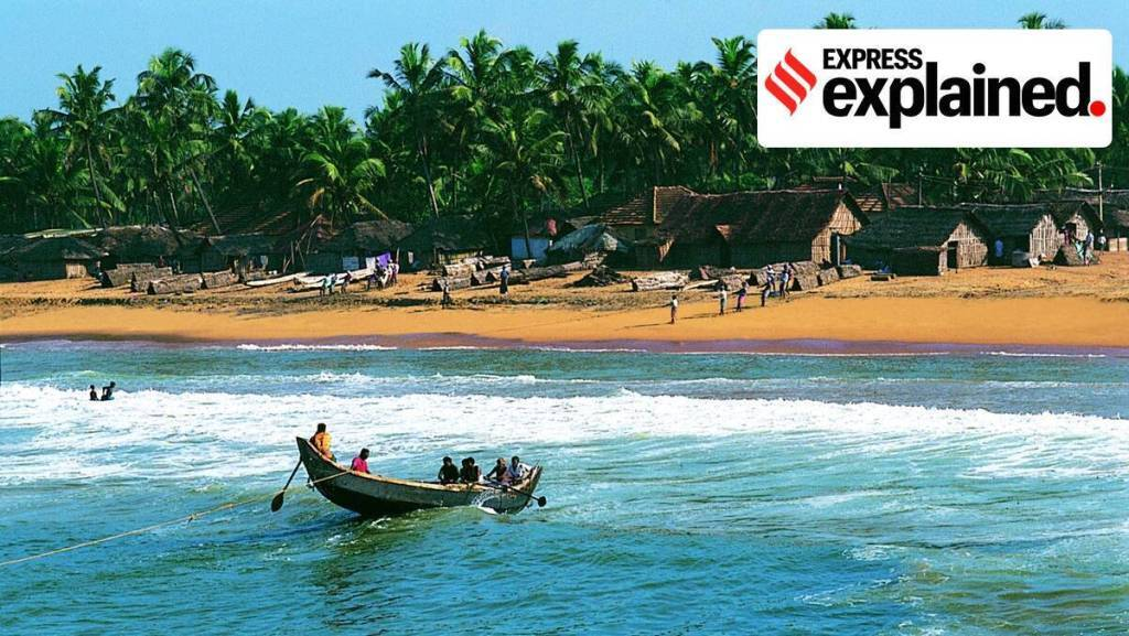 What is Blue Flag certification, awarded to 8 Indian beaches