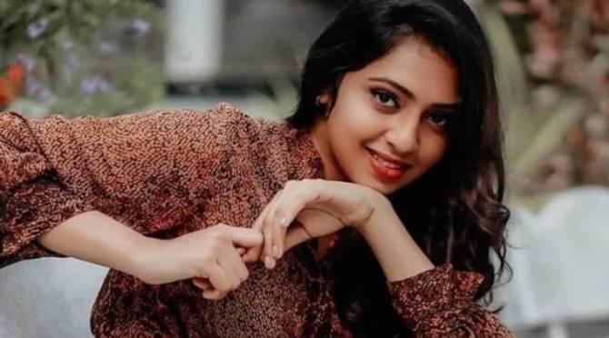Lakshmi Menon Relationship