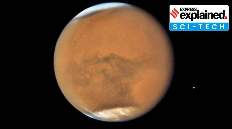 Why Mars is the brightest this month thanks to Opposition