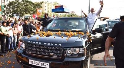 PM Modi declares his assets