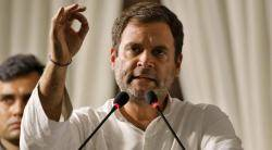 Rahul Gandhi to hold a meeting with tamil nadu congress leaders