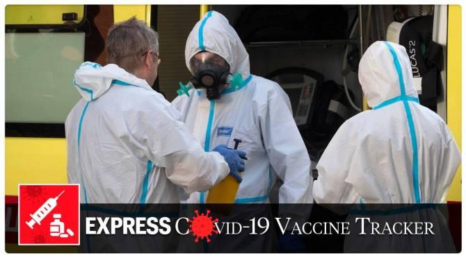 Corona Vaccine Tracker Tamil News