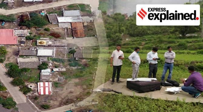 Rural household svamitva card modi tamil news