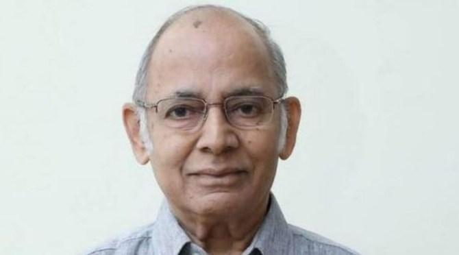 K S Subramanian former director of Asian Development Bank writer trustee died