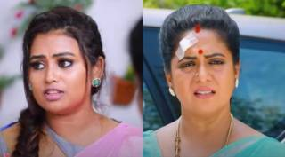 Tamil Serial News, Bharathi Kannamma Serial, Kannamma Walking