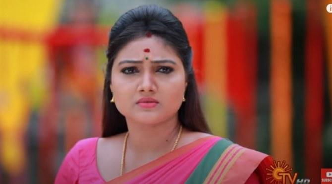 Tamil Serial News, Sun tv roja serial priyanka nalkari