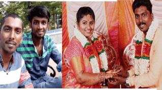 vijay tv kpy sarath marriage kpy sarath