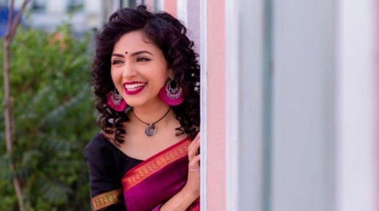 vijay tv malavika sundar super singer malavika sundar instagram
