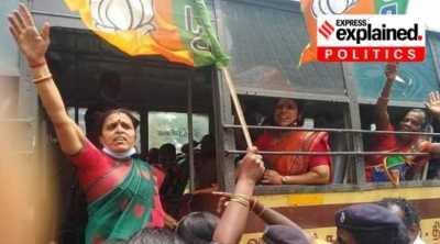 Tamil Nadu Manusmriti controversy, Thirumavalavan BJP Manusmriti, BJP Manusmriti controversyy Tamil Nadu, திருமாவளவன், விசிக, மனுஸ்மிரிதி சர்ச்சை, அதிமுக, பாஜக, Thirumavalavan Tamil Nadu, AIADMK Tamil Nadu, thirumavalavan vck, tamil nadu bjp manusmiriti controversy, dmk, vck, bjp