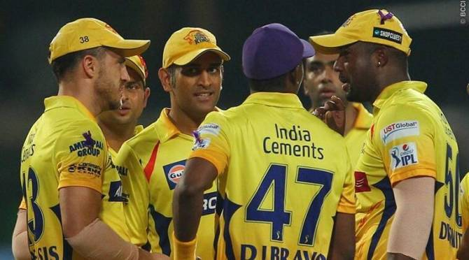 CSK Vs RR, Chennai Super Kings Vs Rajasthan Royals