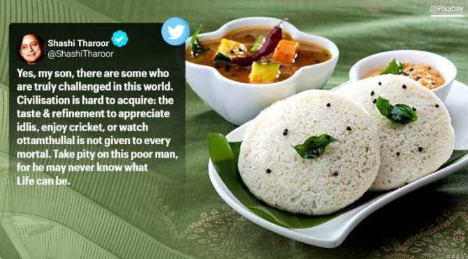 idli, idli gate, idli sambar fight in twitter, idli boring dish, idli sambhar debate twitter, இடிலி சாம்பார் சண்டை, ட்விட்டரில் இட்லி சாம்பார் சண்டை, இட்லி, சாம்பார், different kinds of sambhar, idli accompanying dish, food war twitter, tamil indian express news, Trending news