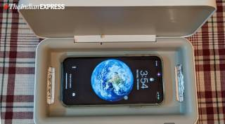 Samsung uv steriliser with wireless charger review tamil news