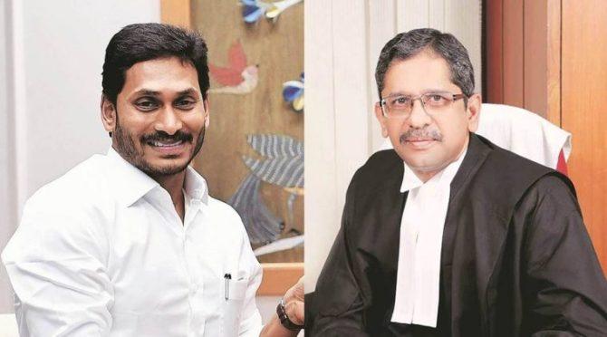 Jagan letter against SC judge comes as he faces rising legal heat