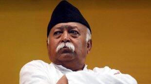 China has now risen doesnt care what world thinks of it RSS chief
