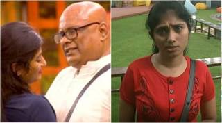 bigg boss season 4, suresh chakravarthy, bigg boss, vijay tv, பிக் பாஸ், பிக் பாஸ் 4, சுரேஷ் சக்ரவர்த்தி ஜுலி டப்மாஸ், ஜூலி, விஜய் டிவி, bigg boss julie, bigg boss tamil, bigg boss, kamal haasan, suresh chakravarthy dubsmash like julie video, virla video