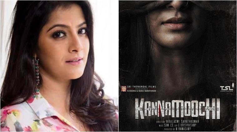 actress Varalaxmi sarathkumar debuts as director, இயக்குனராக அறிமுகமாகும் வரலட்சுமி சரத்குமார், வரலட்சுமி சரத்குமார், actress varalaxmi sarathkumar, varalaxmi sarathkumar directing movie, directing varalaxmi sarathkumar, கண்ணாமூச்சி, varalaxmi sarathkumar indtorduced as director, kannamoochi