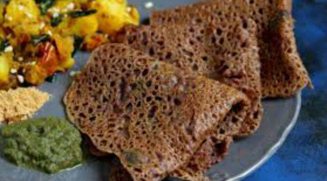 ragi dosa recipe ragi dosa in tamil