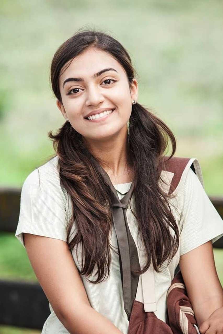 Actress in School Uniform- Nazriya