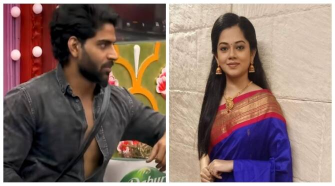 Bigg Boss 4 Tamil Vijay Tv Anita Rio Shivani Gaby Day 44 review