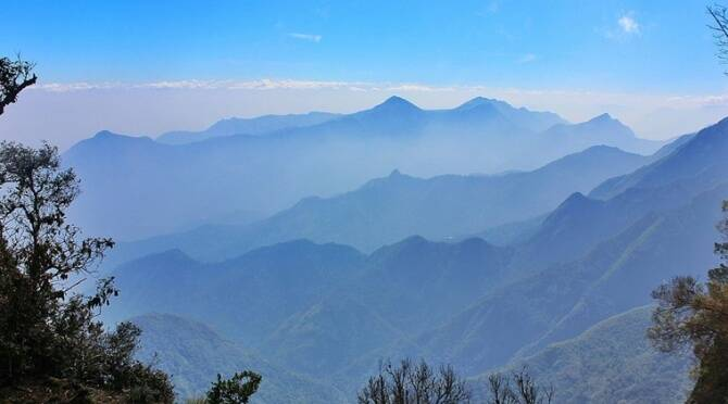 Private helicopter services introduced in Kodaikanal to attract tourists