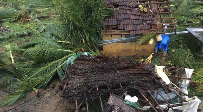 Notable cyclones that caused irreparable damages to Tamil Nadu