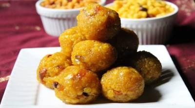 Diwali Recipes, Laddu Making Video, Ladoo Making
