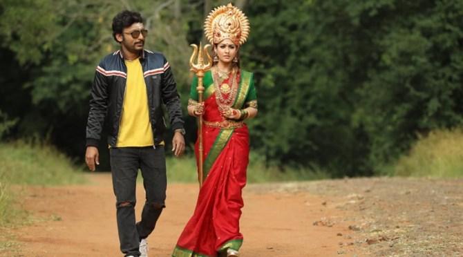 mookuthi amman movie tamil nayanthara rj balaji , mookuthi amman tamil movie , tamilrockers