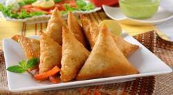 Gothumai Samosa Recipe, Wheat Samosa