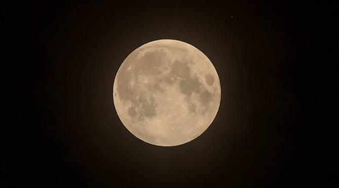 2020 Last Lunar Eclipse Date and Time in India Tamil News