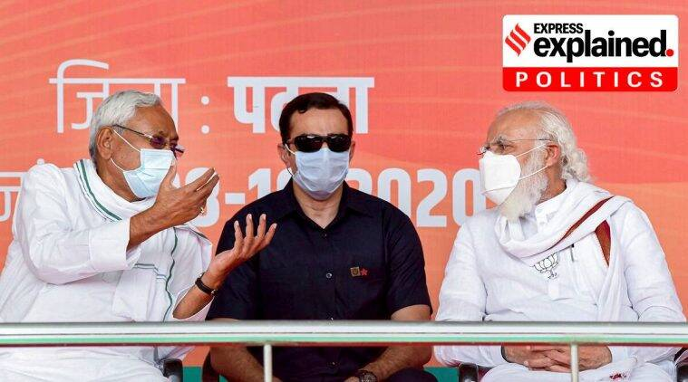 Nitish checked, Modi undented What BJP lead over JDU means
