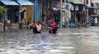 Nivar Cyclone Affected Areas