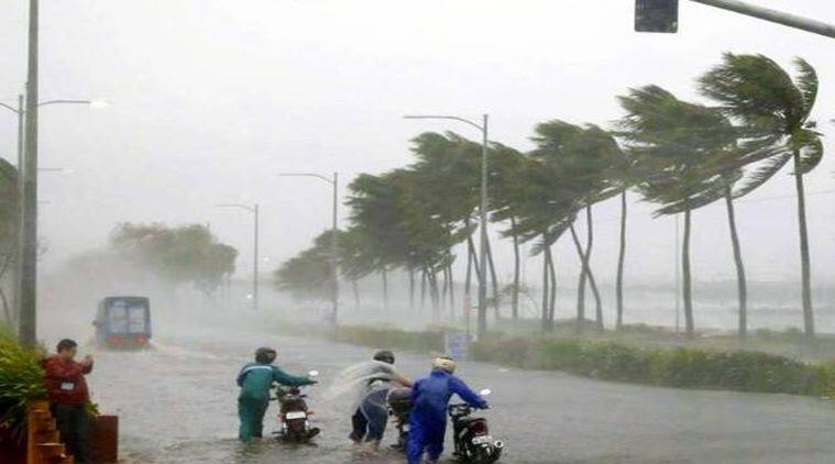 Nivar Cyclone in Tamil Nadu