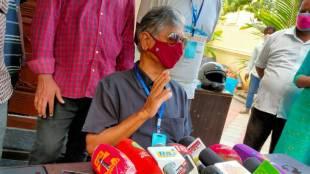SA Chandra Sekar Press Meet