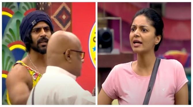 Bigg Boss 4 Tamil Vijay Tv Sanam Aari Samyuktha Archana Bala Day 29 review