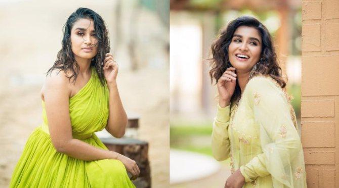 Tamil Serial News, Poove Poochudava Reshma Muralidaran
