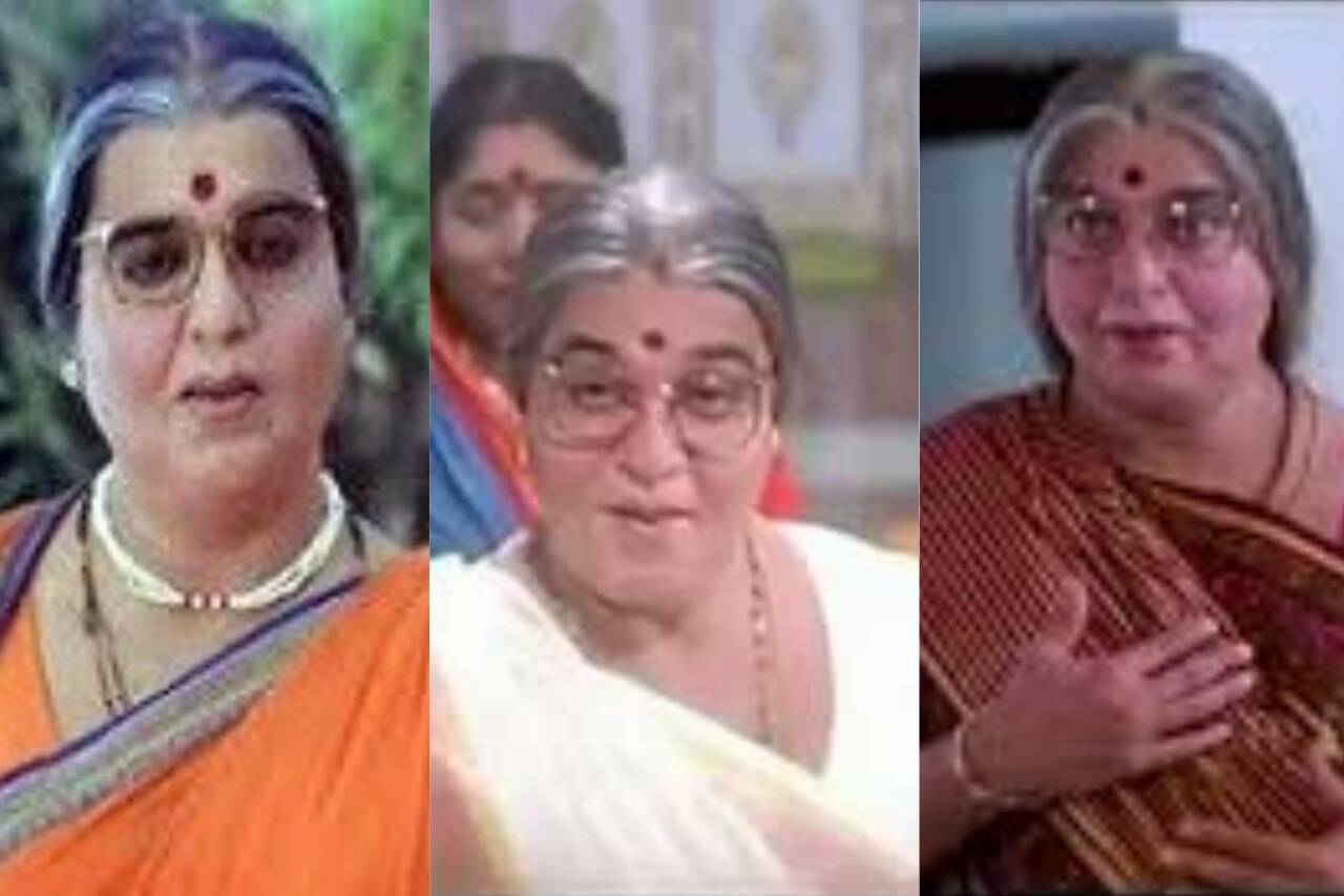 Tamil actors in Lady Getup - Kamal Haasan