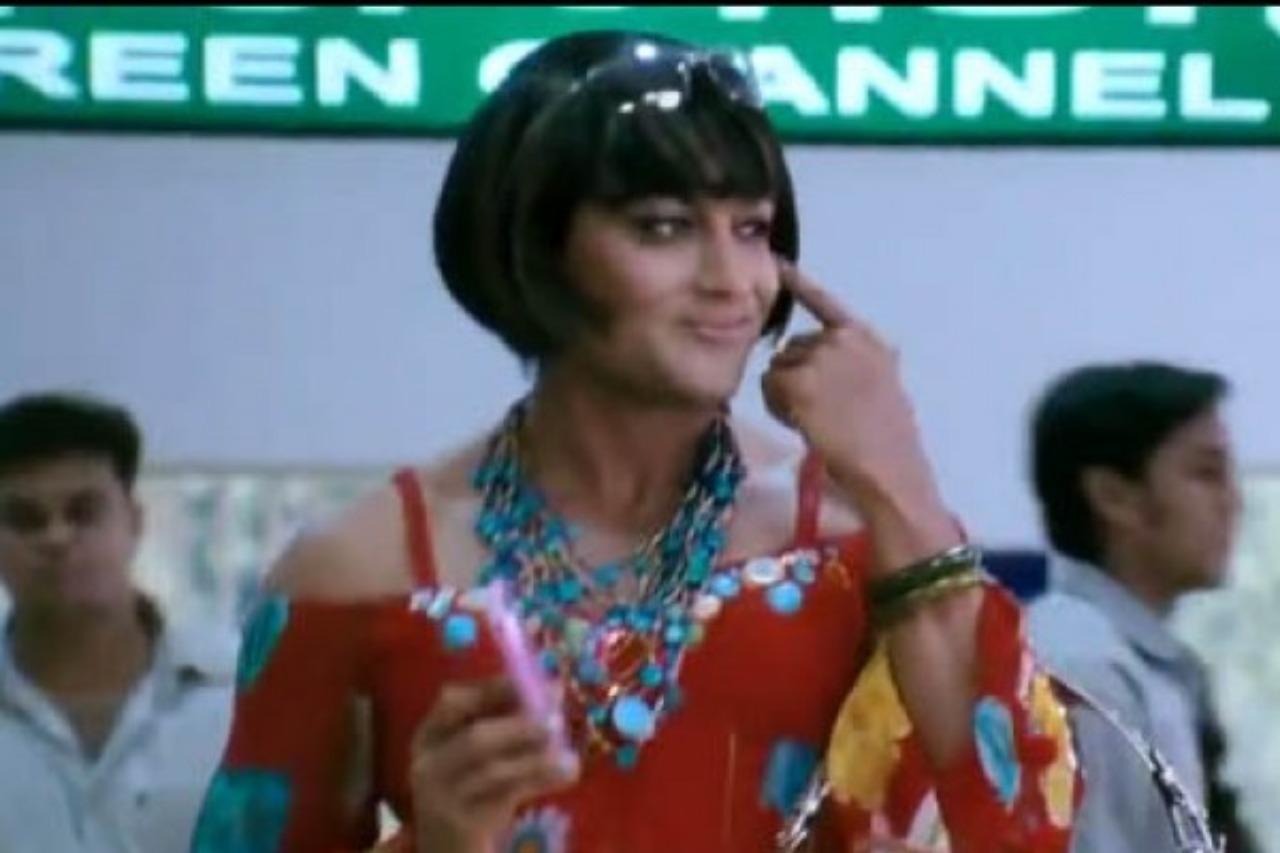 Tamil actors in Lady Getup - Suriya