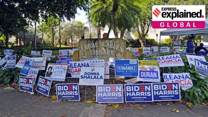 US election 2020 results donald trump vs joe biden tamil news