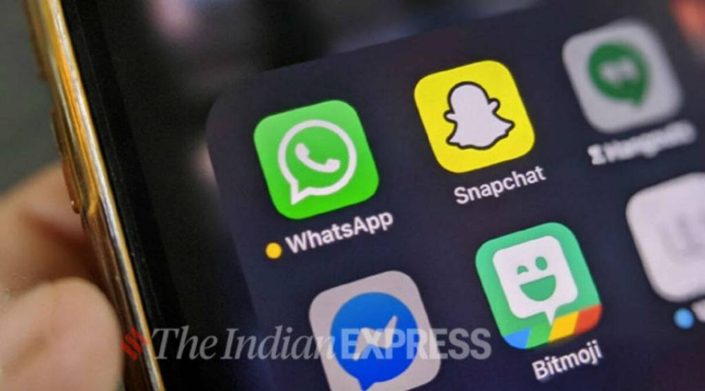 Disappearing messages feature in whatsapp facebook new update tamil news
