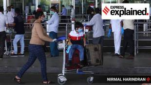 How rules changed for travelers at airport in India Tamil News