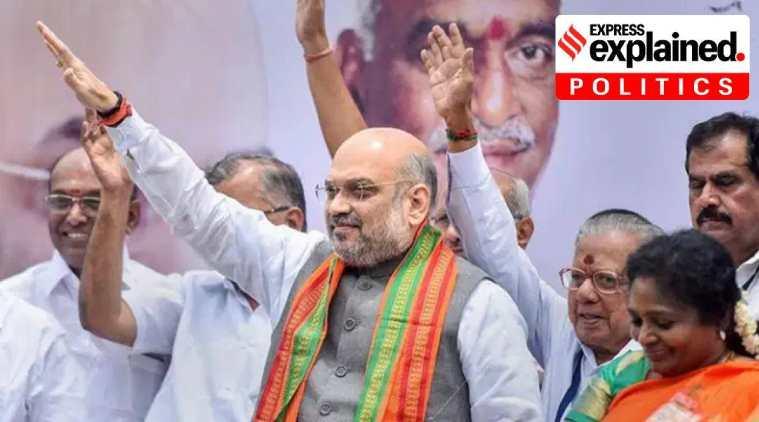 tamil nadu BJP, BJP in tamil nadu, BJP leaders tamil nadu, பாஜக, அமித் ஷா, தமிழகத்தில் பாஜக, amit shah, amit shah visit tamil nadu, Tamil indian express