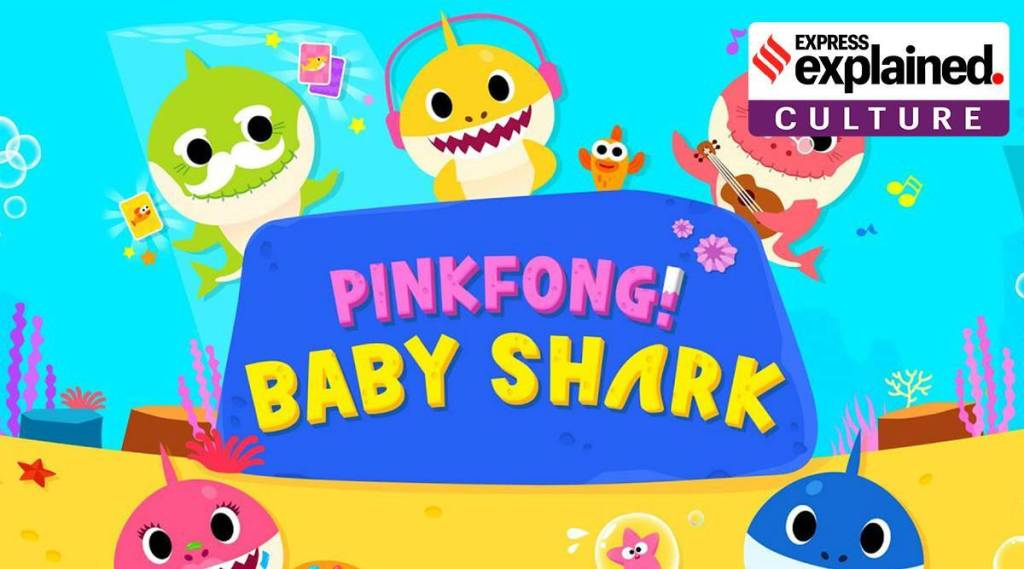 Why baby shark video watched by more people on youtube tamil news