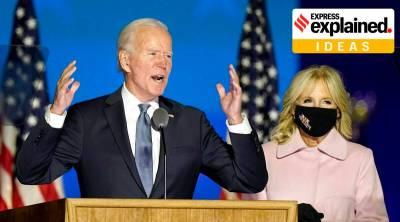 Joe Biden cannot undo Trump's era explained tamil America Presidency election 2020